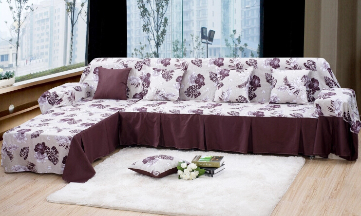 Exceptionnel 100% Cotton Sofa Set Sofa Cover Towel Sofa Cushion Sofa Cover Whole  Customize Slip Resistant Rustic\to My Shop Have A Surprise In Sofa Cover  From Home ...