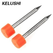 KELUSHI 1 Pair Electrodes For Sumitomo Type 39/66/81C Fusion Splicer Electrodes Free Shipping Wholesale