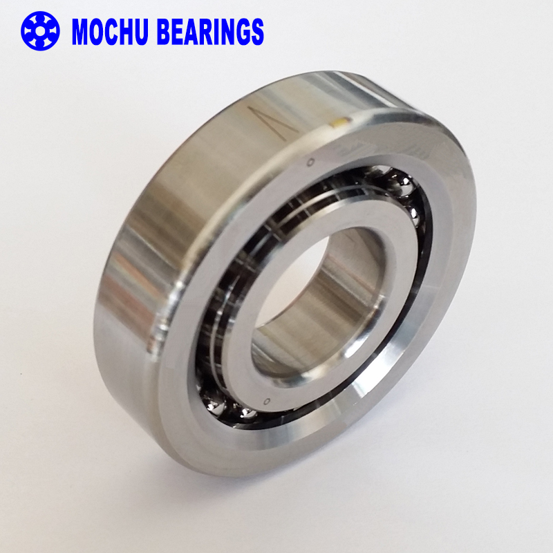 1pcs 40TAC72B 40 TAC 72B SUC10PN7B 40x72x15 MOCHU High Speed High Load Capacity Ball Screw Support Bearings цена