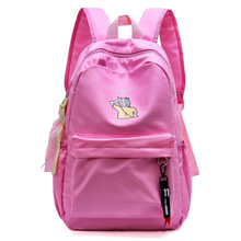 Fashion College Style Girls Backpack Teenager Capacity Travel Schoolbags Student Laptop Mochila Multifunction Waterproof Bagback цена 2017