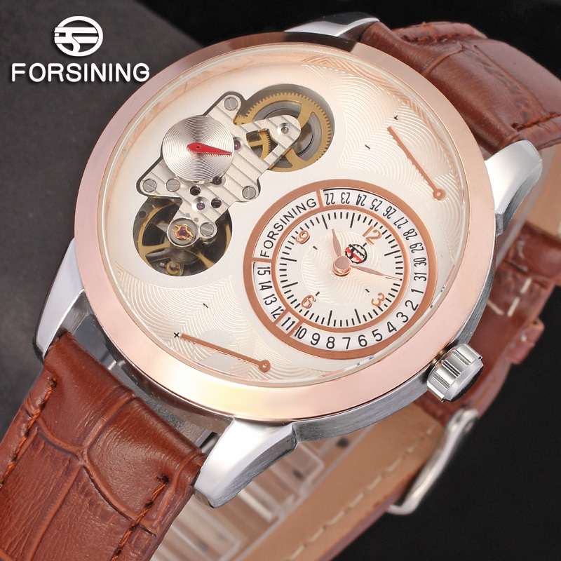 FORSINING FSG8015Q3T1 new Quartz dress watch casual skeleton wristwatch for men top quality free shipping forsining men s watch fashion watches men top quality automatic men watch factory shop free shipping fsg8051m3s6