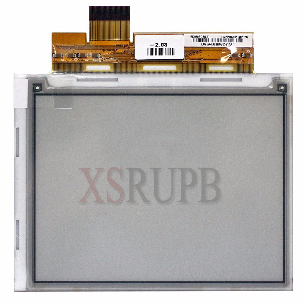100% Original New 100% ED050SC5 5 e-ink for pocketbook 515 Reader lcd Display free shipping new original 5 inch e ink lcd display screen for pocketbook 360 ed050sc3 lf
