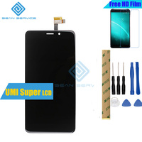 For UMI Super LCD Display And Touch Screen Tools Digitizer Assembly Replacement 1920X1080P 5 5inch For