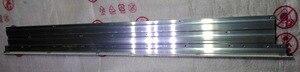 """Image 5 - חדש 2 PCS * 63LED 535mm LED תאורה אחורית רצועת עבור LG 49UH770V 49 """"V16 ART3 6916L2450A 6916L2451A עבור 6922L 0191A LC490EQF FJ M1"""