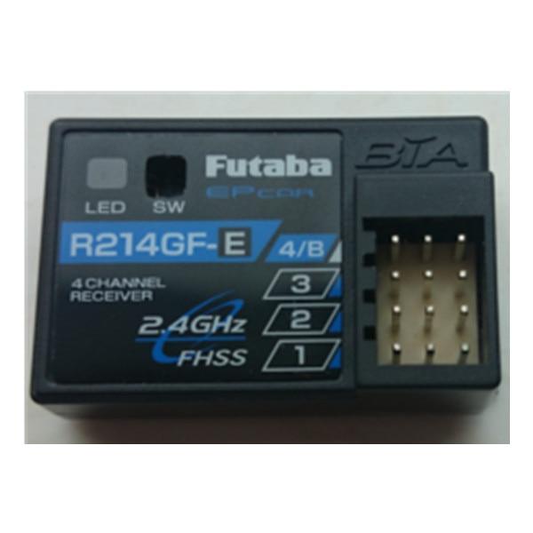 Futaba R214GF-E empfänger S-FHSS 4 channer 4PL 4PLS 3PV 4PV 4PX R
