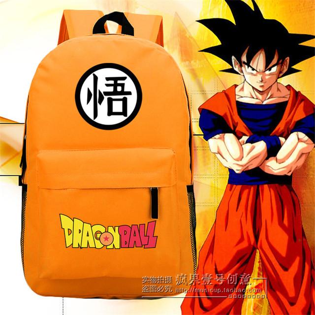 Dragon Ball Kanji Back Pack