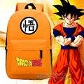 Nova bolsa para Laptop de moda Dragon Ball Goku Dragon Ball mochilas crianças saco de escola sacos para meninas e meninos mochila