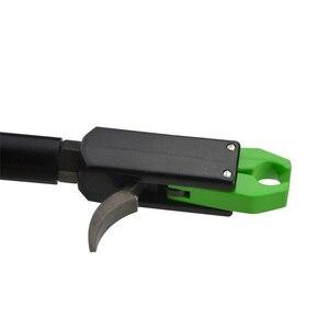 Image 5 - 1pc tiro com arco pinça gatilho ferramenta de liberação 2 cores alça de liberação de pulso para caça arco composto acessório