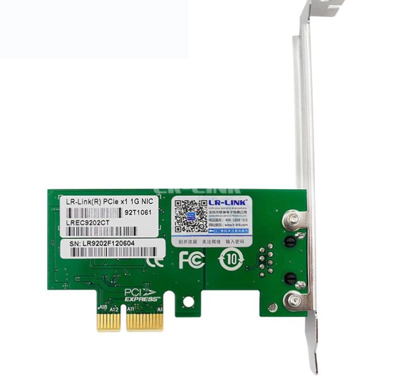 Details about Intel I211 Gigabit Ethernet RJ45 Lan Card PCI-Express x1  Network Adapter For PC