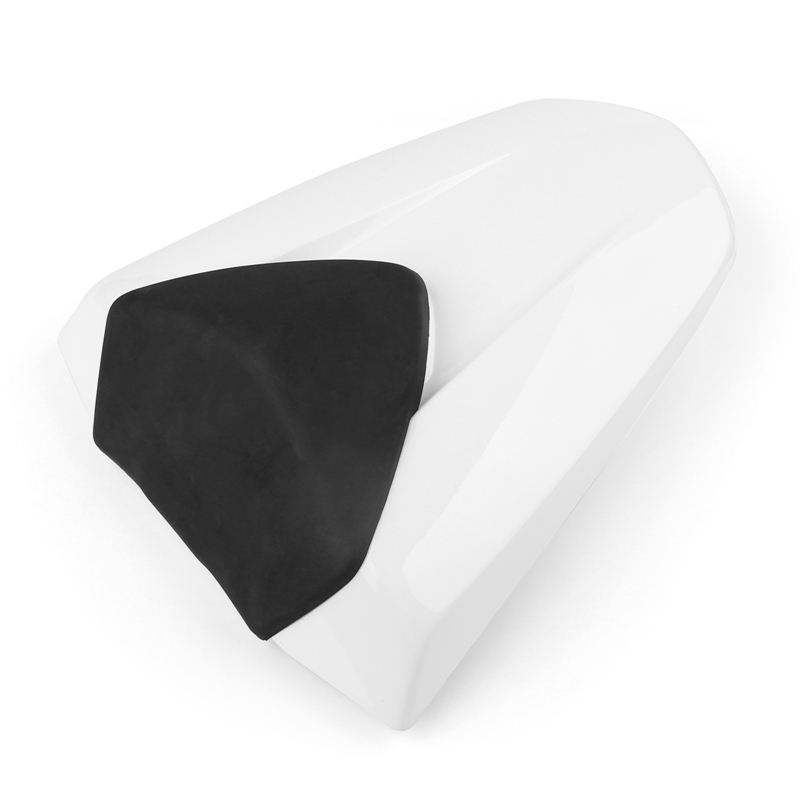 Pour Honda CBR CBR500R 2013-2015 couleur blanche moto haute qualité ABS plastique siège arrière capot couverture carénage