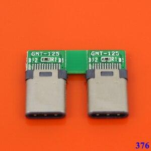Image 3 - 30 דגם 30PC מיקרו USB סוג C מחבר נקבה טעינת טעינת Dock נמל תקע סוג C שקע שקע עבור Xiaomi 5 Redmi Huawei Honor