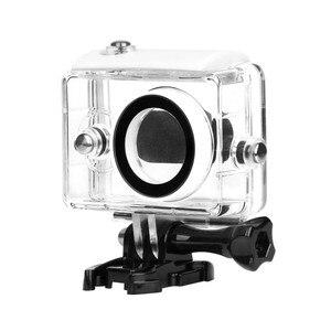 Image 3 - Boîtier étanche 40M pour Xiaomi Yi 2K étui pour caméra daction Yi accessoires