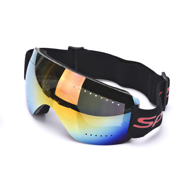 Brouillard de vélos Anti Ski Snowboard Lunettes de sport Lunettes de soleil Lunettes 7mmxe