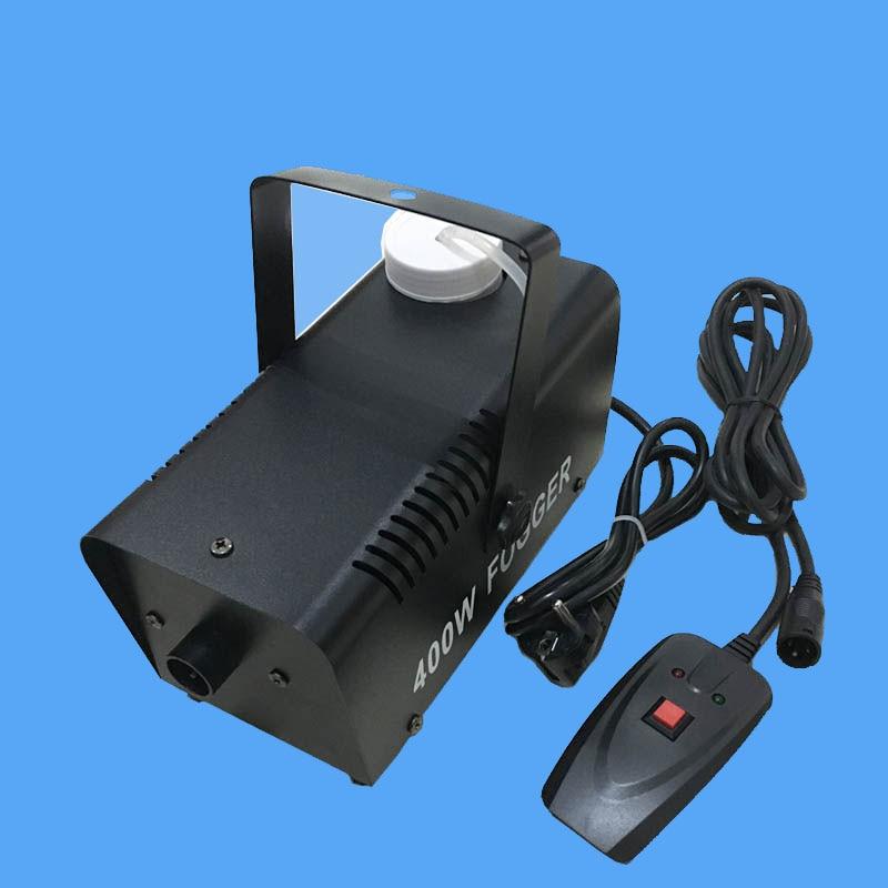 Wire Control 400W smoke machine Professional stage dj equipment Smoke maker Mini 400w fog machine Perfect effects performance