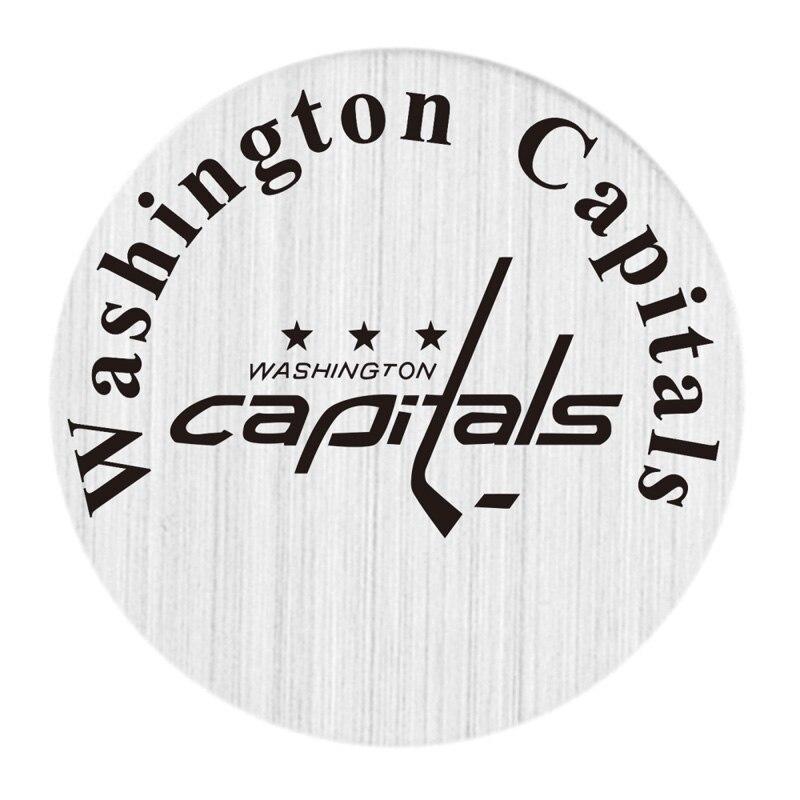 Вашингтон Кэпиталз 22 мм из нержавеющей стали с плавающей медальон плиты НХЛ Плавающие Подвески Fit 30 мм жизни стекла медальоны 20 шт./лот