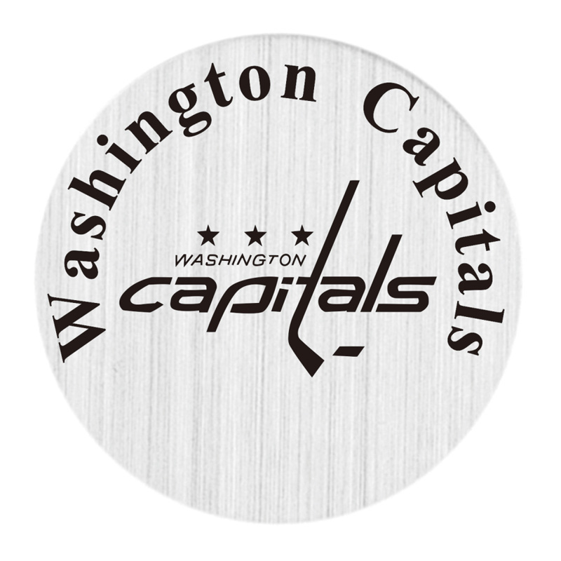 Washington Capitals 22mm Stainless Steel Floating Locket Plate NHL Floating Charms Fit 30mm Living Glass Lockets 20pcs/lot