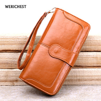 Top quality Leather Fashion Women Wallets Designer Brand Clutch Purse Lady Party Wallet Female Card Holder Carteira Feminina