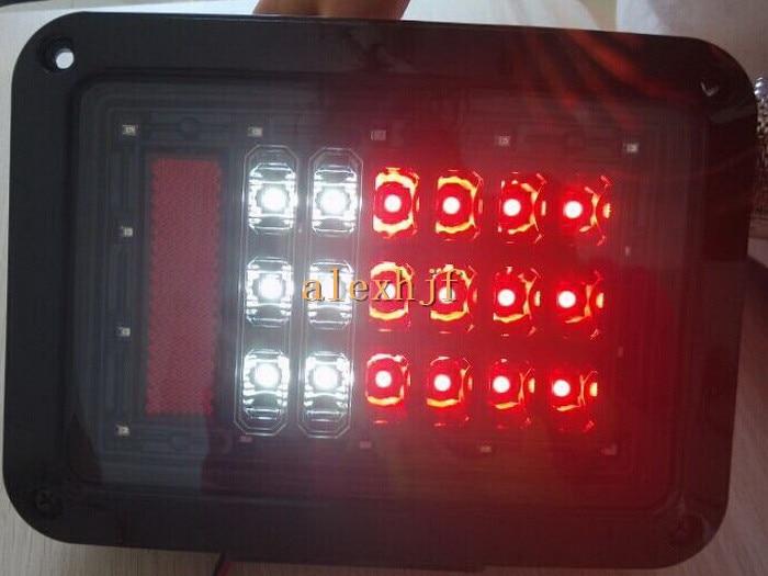 Հուլիս Թագավորի LED հետևի DRL, - Ավտոմեքենայի լույսեր - Լուսանկար 5