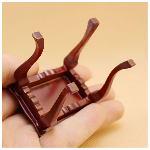 1/12 Doll House Miniature Traditional Wooden Table