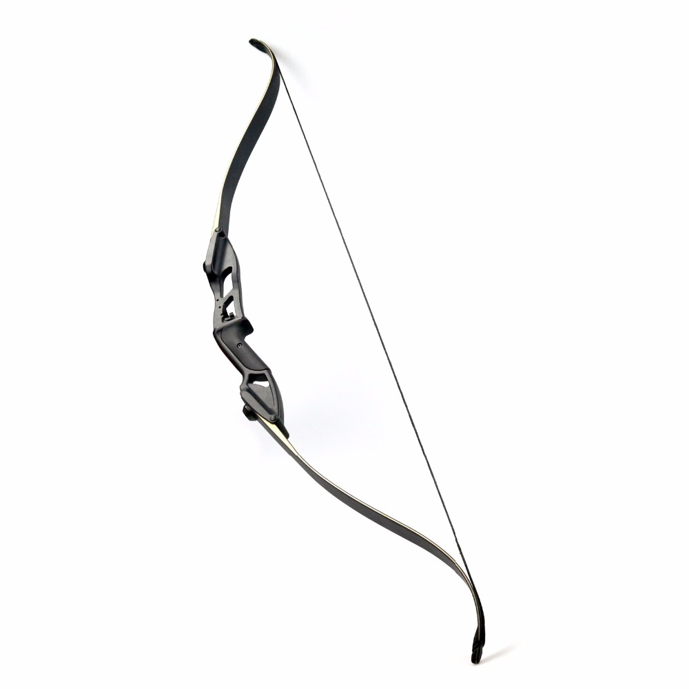 Siciwinni 30-50 Lbs Recurve Bow Length 56 Inches American Hunting Bow for Archery Hunting Practice 2 color 58 inches american hunting recurve bow 25 50 lbs for outdoor archery hunting target shooting