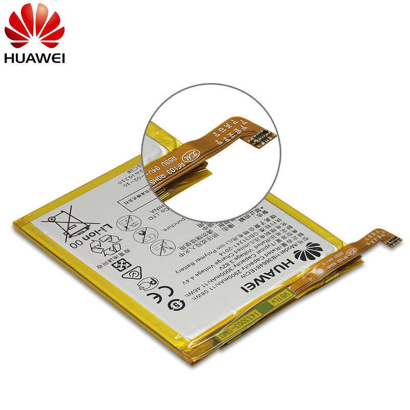 Image 5 - Hua Wei Original Phone Battery for Huawei P9 P10 Lite Honor 8 9 Lite 9i 5C 7C 7A Enjoy 7S 8 8E Nova Lite 3E GT3 HB366481ECW-in Mobile Phone Batteries from Cellphones & Telecommunications