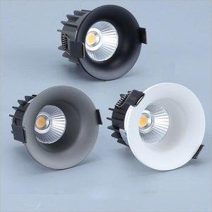 Светодиодный светильник с регулируемой яркостью, 57 шт., 12 Вт, Светодиодный точечный светильник + 38 шт., 15 Вт, 4 провода, черный светодиодный све...