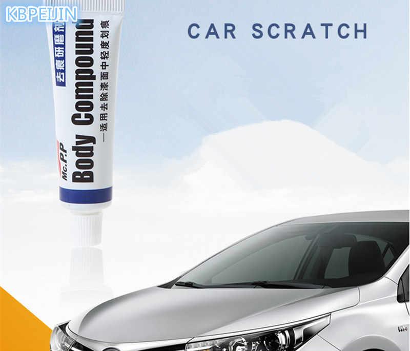 Auto Aufkleber Auto Körper Verbindung Paste Scratch Farbe Pflege Auto Polieren für fiat punto 500 bravo freemont stilo panda zubehör