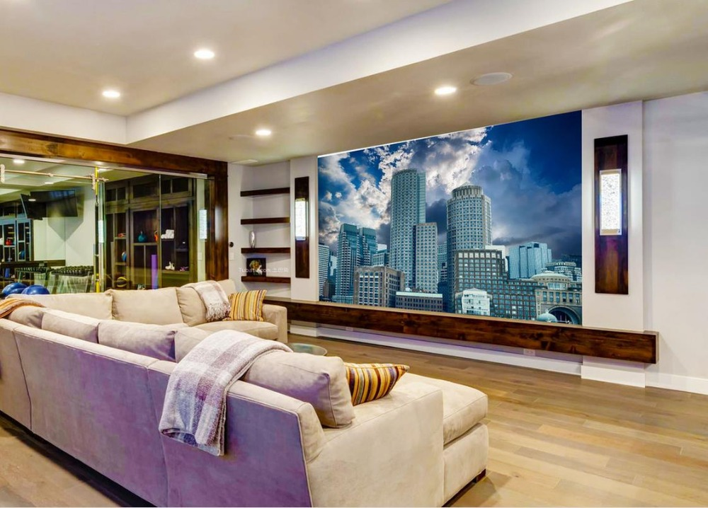 luxury background wallpapers Custom 3d wall mural wallpaper Bangkok night view South Asia HD city photo wall islam in performance contemporary plays from south asia
