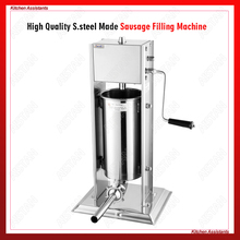 цена на TV3L manual sausage filler sausage stuffer sausage making machine ham making machine