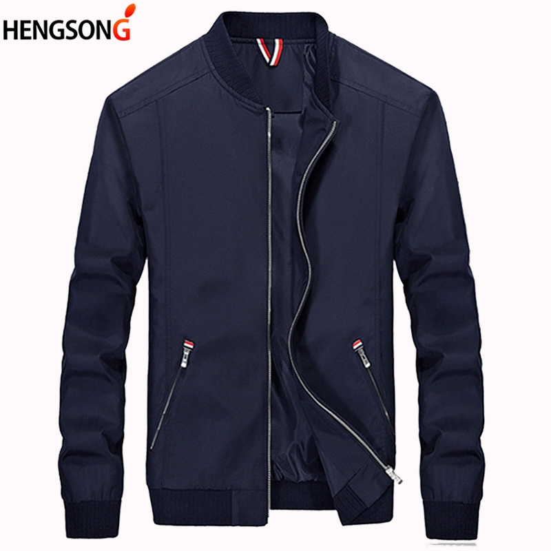 2017 Spring Autumn Men Sports Jackets Sportswear Men Windbreakers Outdoor Hiking Jackets And Coats Plus Size 4XL CU823211 ...