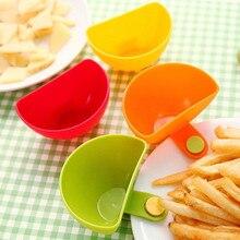 Ассорти тарелка для салата для кетчупа джема Dip клип чашка чаша блюдце чашка посуда домашние кухонные принадлежности, Фрукты овощной инструмент