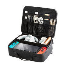 OneTigris органайзер для электроники-Tech Дорожный Чехол для электронных аксессуаров, сумка для путешествий, зарядное устройство для iPad Kindle