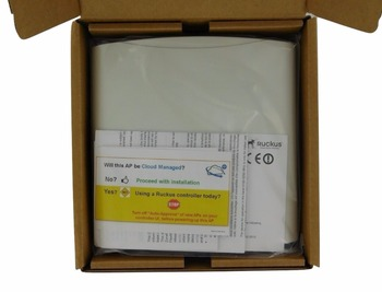 Ruckus Wireless ZoneFlex R610 901-R610-WW00 (alike 901-R610-US00) Indoor access point Wi-Fi 3×3 802.11ac BeamFlex