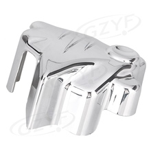 Cheap price Chrome Motorcycle Brake Caliper Cover Guard for HONDA VTX1300 2003 2004 2005 2006 2007 2008 2009, High Quality ABS Plastic