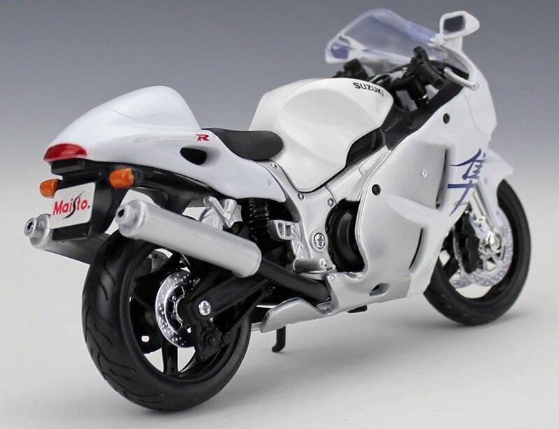 Suzuki GSX 1300 R Hayabusa 1:24 motocicleta-modelo