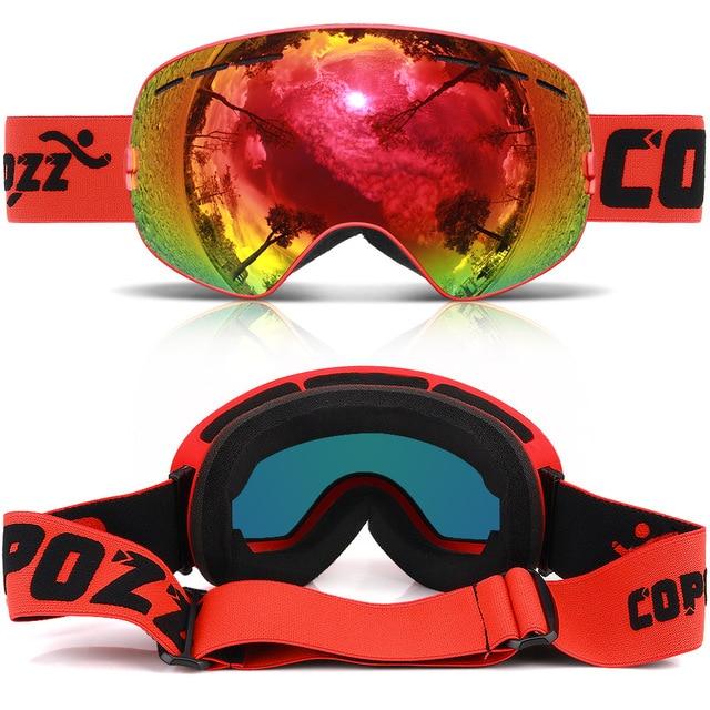 Unisex Ski Goggles