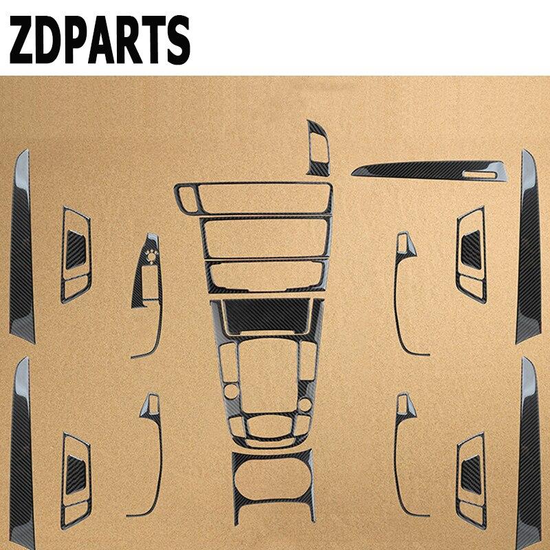 ZDPARTS Auto Special For Audi A4 B6 B8 B7 B5 A5 Q5 Accessories Carbon Fiber Interior Mou ...