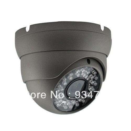 HD SDI Security Dome Camera 1080P 1/3 Panasonic CMOS Sensor 2.8 12mm Lens