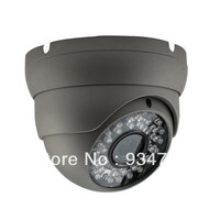 HD SDI Security Dome Camera 1080P 1 3 Panasonic CMOS Sensor 2 8 12mm Lens