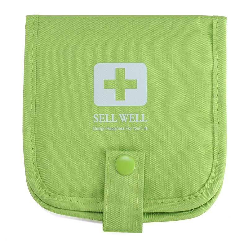 NEW Safurance Medicine Bag Travel Outdoors Camping Pill Storage Bag First Aid Emergency Case Survival Kit Treatment Empty Bag new medicine outdoors camping hunt pill storage bag travel first aid bag survival kit emergency kits