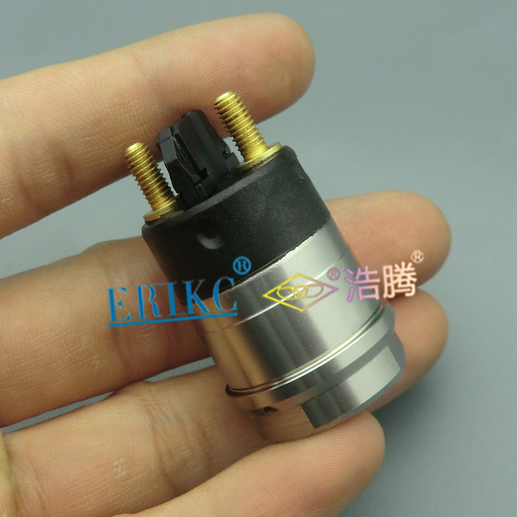 ERIKC F00RJ02697 Common Rail Diesel Injector Solenoid Valve For Dodge Cummins