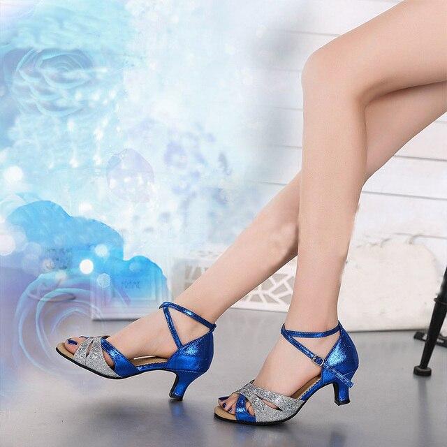41 2018 Size Salsa Sala 33 Scarpe Da Tango Ballo Donne wqApErq