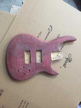 DIY gitara elektryczna DIY gitara elektryczna korpus Afanti music (ADK-364) tanie i dobre opinie Beginner Unisex Do profesjonalnych wykonań Nauka w domu Blokowany klucz LIPA none Electric guitar Body