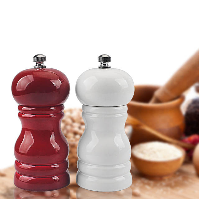 Salt Pepper Grinder E Mills