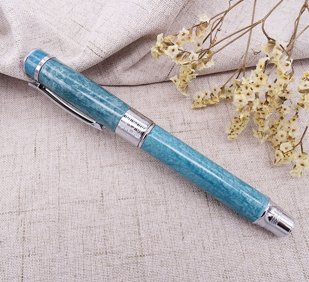Relevo de Metal Metal Pesado Jinhao Fountain Pen