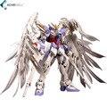 Марка 1:100 MG Gundam 20 см Крыло Нулевой Крыло Истребитель MG028 Аниме Собранный Солдат Робот С Orignal Box Фигурку