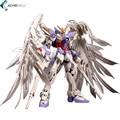 Marca 1:100 MG Gundam 20 cm MG028 Asa Asa do Lutador de Zero Anime Montado Soldados Figura de Ação do Robô Com Caixa Orignal
