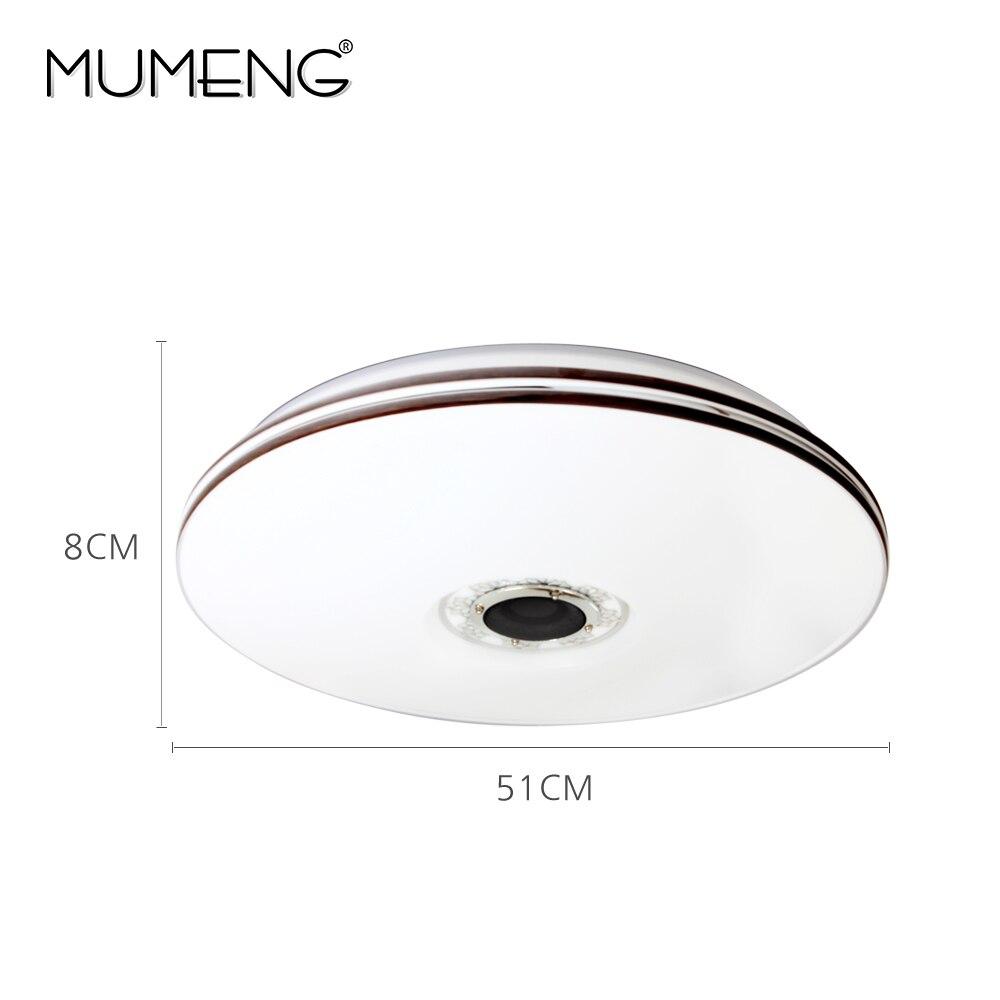 Aliexpress.com : Mumeng LED Deckenleuchte 32 Watt wohnzimmer Musik ...