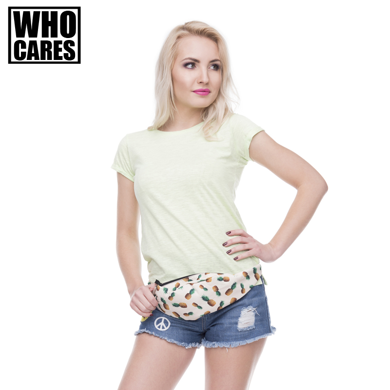 da cintura para mulheres fanny Waist Packs Estilo : Casual Fashion Rock Canvas Nylon