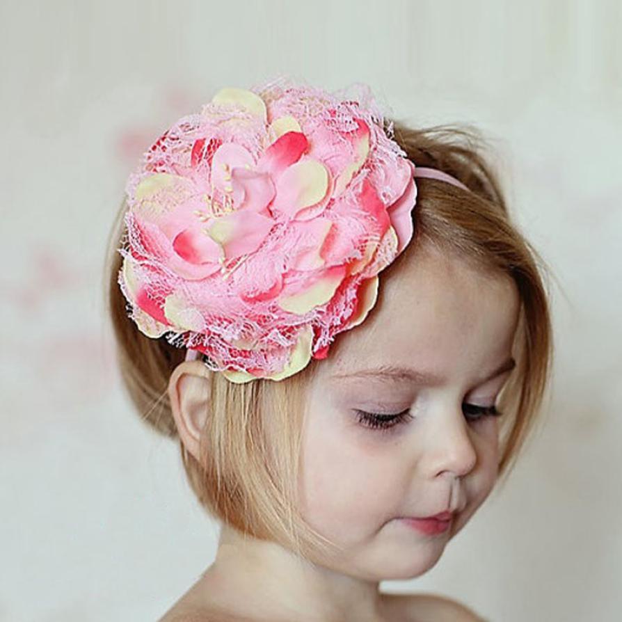 infant girl hair accessories headbands